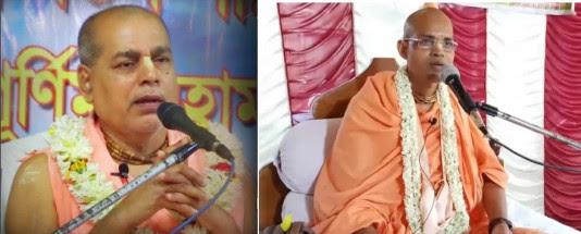 Prayers needed for HH Gauranga Prema Swami and HH Bhakti Vilasa Gauracandra Swami (Mayapur)