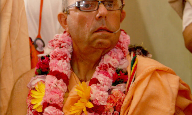 Update on HH Jayapataka Swami COVID situation