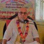 Vishal Prabhu (ACBSP) leaves his body