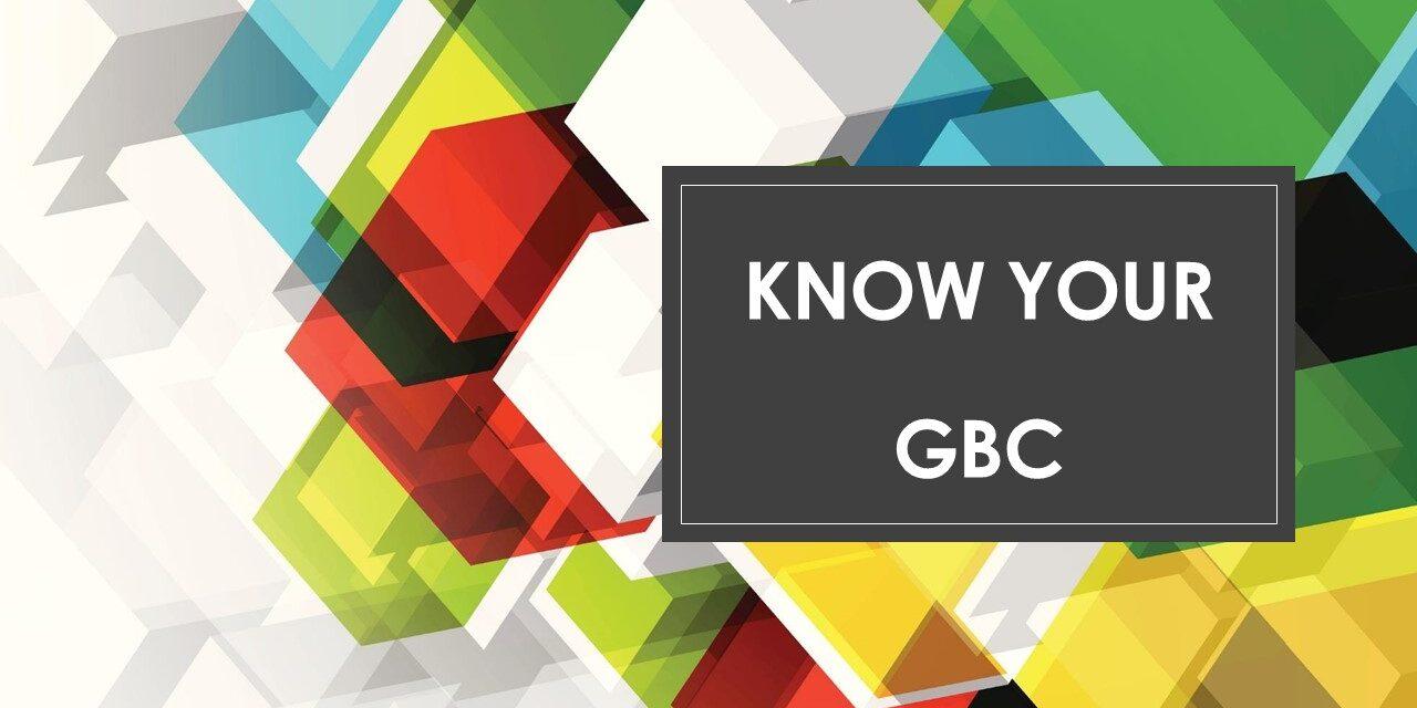 Know Your GBC