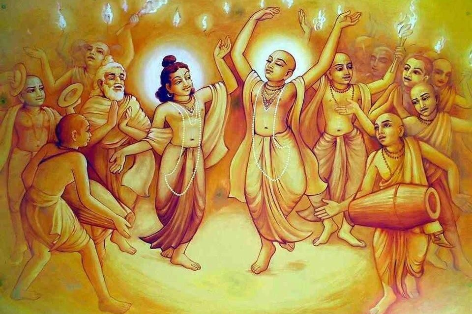 Chaitanya's Verses