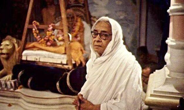 Remembering Pishima: An Exalted Vaishnavi