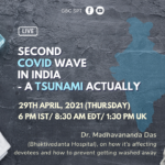 Second COVID wave in India-Tsunami actually