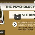 The Psychology of Devotion with Cristina Casanova